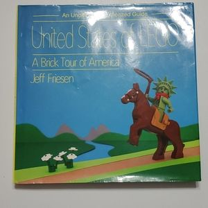 United States of Lego Geography Book